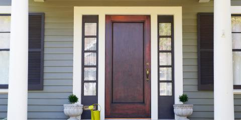 5 Front Door Trends for 2019, Forest Park, Ohio
