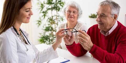 How Ophthalmologists Help With Elderly Care, Cincinnati, Ohio