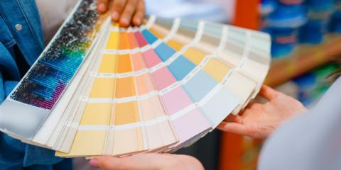 How to Pick Colors for Your Home's Exterior, Greenhills, Ohio