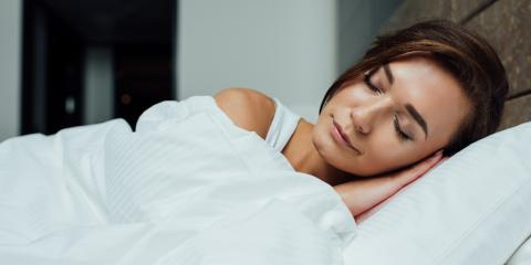 Why You Shouldn't Sleep With Your Contacts In, Cincinnati, Ohio