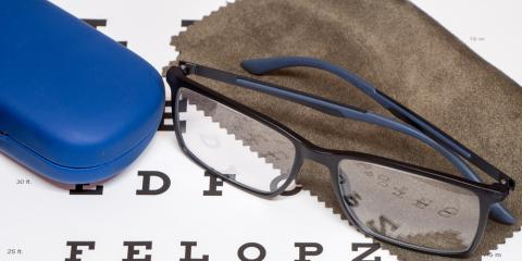 3 Important Tips for Proper Eyeglass Care, Groesbeck, Ohio