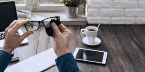How to Clean & Maintain Your Eyeglasses, Hamilton, Ohio