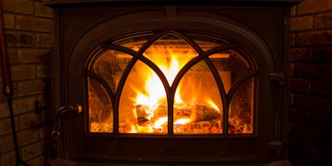 Add Warmth to Your Home With a Fireplace & Fire Pit, German, Ohio