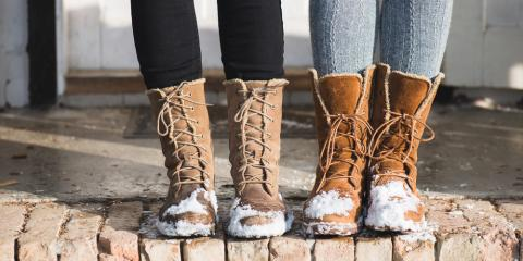 3 Helpful Tips For Foot Care in the Winter, Wyoming, Ohio