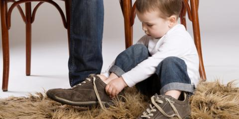 Foot Specialist Explains How to Make Sure Your Infant's Shoes Fit, Lawrenceburg, Indiana