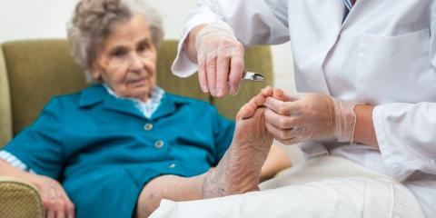How to Manage Chronic Foot Pain in Older People, Cincinnati, Ohio