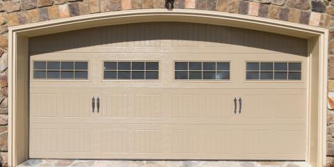 4 Ways to Customize Carriage Garage Doors, Cincinnati, Ohio