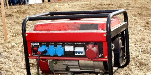 The Top 3 Generator Safety Tips, Evendale, Ohio