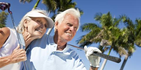 5 Reasons Why Golf Is Good for Seniors, Evendale, Ohio