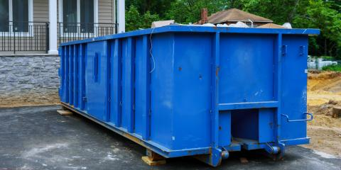 3 Reasons You Need a Dumpster Rental During a Home Remodeling Project, Cincinnati, Ohio