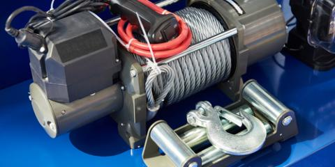 Rigging a Winch: Do's & Don'ts of Heavy-Duty Towing, Delhi, Ohio
