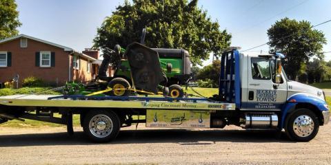 4 Benefits of Flatbed Towing, Delhi, Ohio