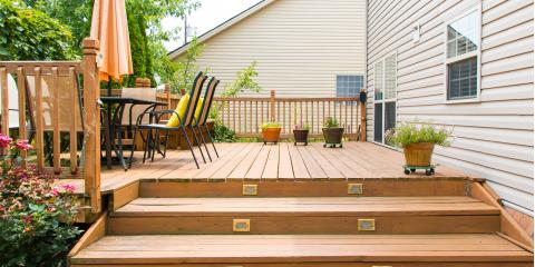 3 Benefits of Building a Deck, Sharonville, Ohio