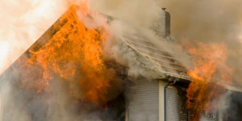 Cincinnati Home Restoration Service Explains 3 Steps You Need to Take After a Fire, Delhi, Ohio