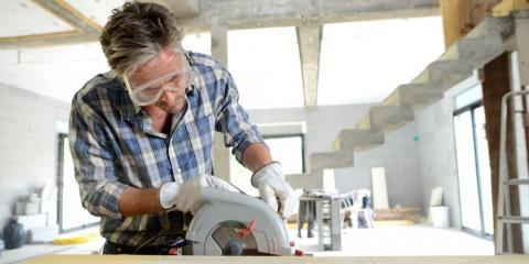 Lumber 101: Safety Gear You Should Wear When Woodworking, Norwood, Ohio