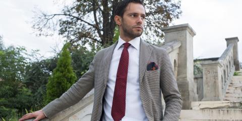 Decoding the Dress Code: Black Tie vs. Coat & Tie, Cincinnati, Ohio