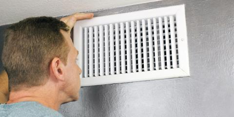 3 Reasons You Shouldn't Close Air Vents in Unused Rooms, Green, Ohio