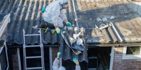 3 Ways Asbestos Affects Your Health, Green, Ohio