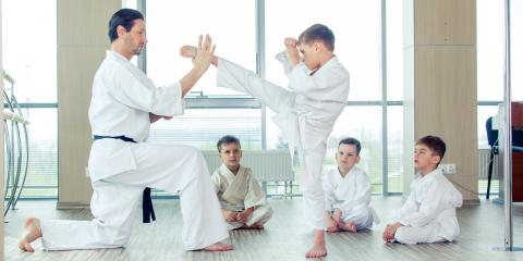 3 Reasons To Enroll Your Child In Karate, West Chester, Ohio
