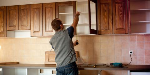 Replacing Kitchen Cabinets in Your New Home: 4 Points to Keep in Mind, Cincinnati, Ohio