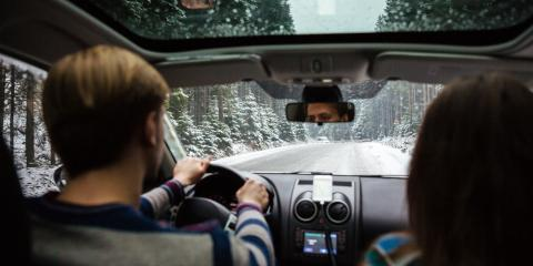 3 Effective Tips for Driving Safely During Winter, Cincinnati, Ohio