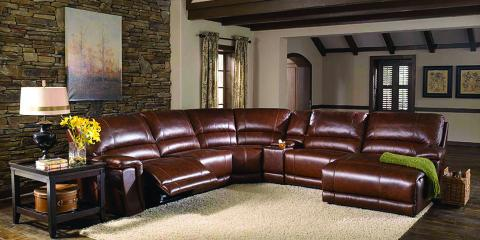 5 Benefits of Leather Furniture, Elizabethtown, Kentucky