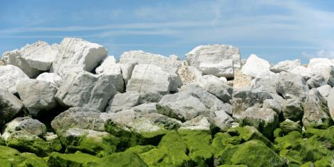 How Limestone Riprap Protects Your Property, Cincinnati, Ohio