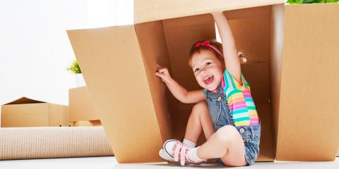3 Tips to Entertain Your Toddlers During a Move, Cincinnati, Ohio
