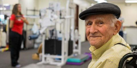 Long-Term Care Professionals Share 3 Benefits of Physical Therapy for Seniors, Cincinnati, Ohio