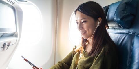 3 Tips to Prevent Neck & Back Pain During a Long Flight, Forest Park, Ohio