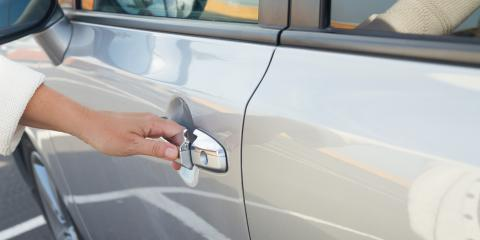 What to Do If You're Locked Out of Your Car, Cincinnati, Ohio