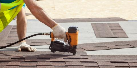 4 Advantages of Asphalt Shingles, Cincinnati, Ohio