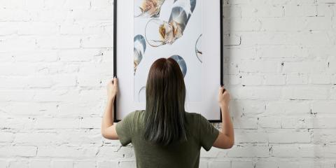 3 Tips for Choosing an Art Frame, Cincinnati, Ohio