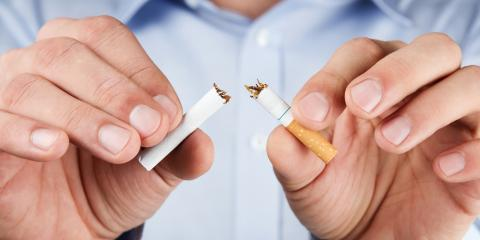 Cincinnati Optometrist Explains the Effects of Smoking on Eye Health, Symmes, Ohio