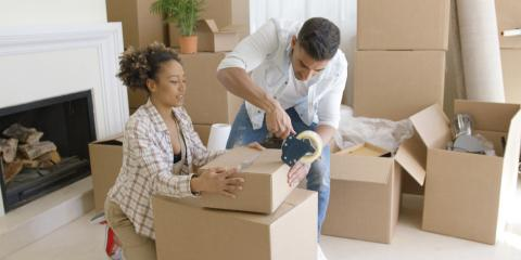 Pro Packing Tip: 3 Ways to Label Boxes When You Move, Cincinnati, Ohio