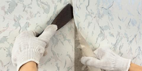 Cincinnati Painters Share 5 Tips for Wallpaper Removal, Greenhills, Ohio