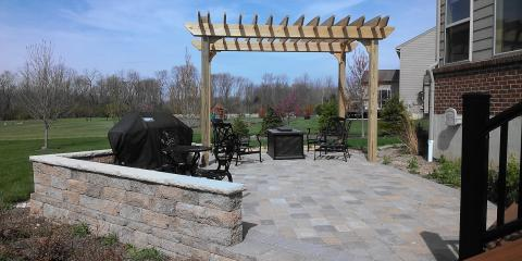 3 Benefits of a Paver Patio, Cincinnati, Ohio