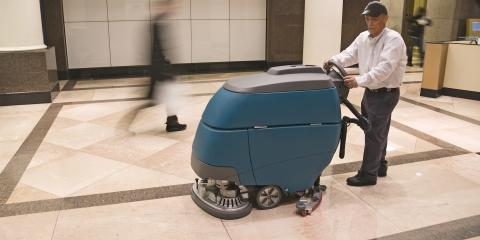 A Guide to Buffing & Polishing Floors, Evendale, Ohio