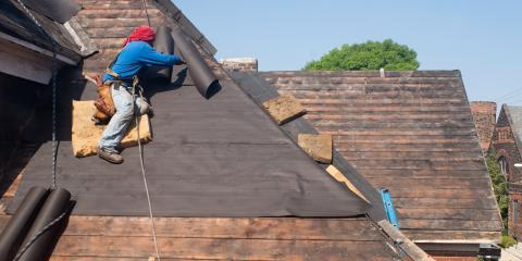 The Do's & Don'ts of a Roof Replacement, Cincinnati, Ohio