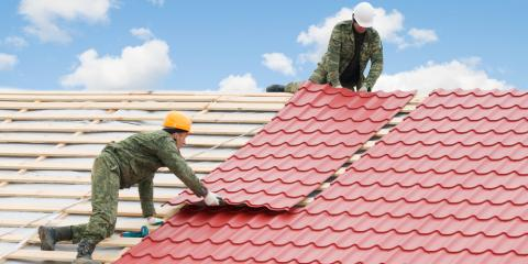 5 Signs You Might Need a New Roof, Forest Park, Ohio