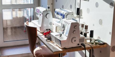 What's the Difference Between Sewing Machines & Sergers?, Montgomery, Ohio