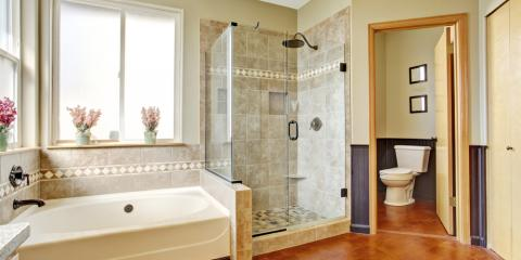How Safe Are Frameless Shower Doors?, Woodlawn, Ohio