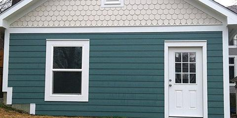 What You Need to Know About Vinyl & Fiber Cement Siding, Cincinnati, Ohio