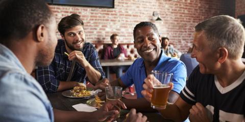 Healthy Sports Bar Dining Survival Guide, Cincinnati, Ohio