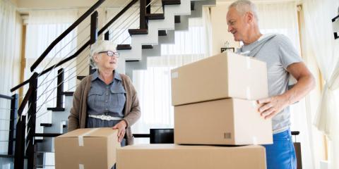 5 Tips to Help Seniors Downsize, Union, Ohio