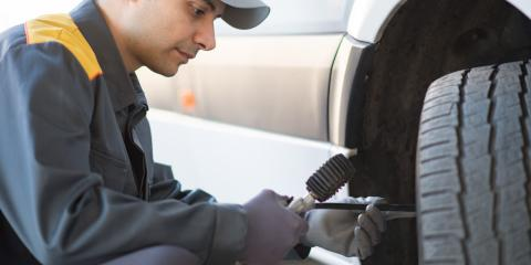 5 Essential Tire Maintenance Tips, Colerain, Ohio