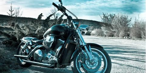 3 Tips for Transporting a Motorcycle on a Trailer, West Chester, Ohio