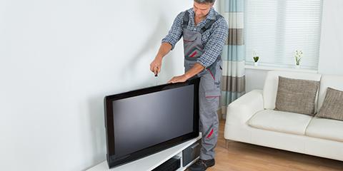 4 Reasons to Hire Professionals for a TV Installation , The Village of Indian Hill, Ohio