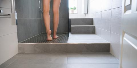 4 Benefits of Walk-in-Showers, Cincinnati, Ohio