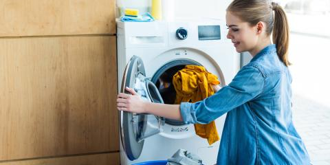 3 Reasons Your Washing Machine Smells, Covington, Kentucky